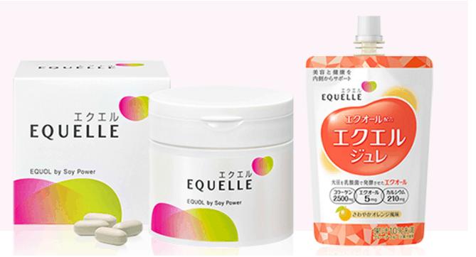 Otsuka Pharmaceutical EQUELLE equol jelly