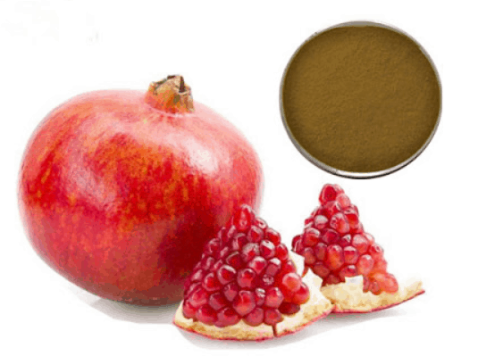 Red pomegranate extract