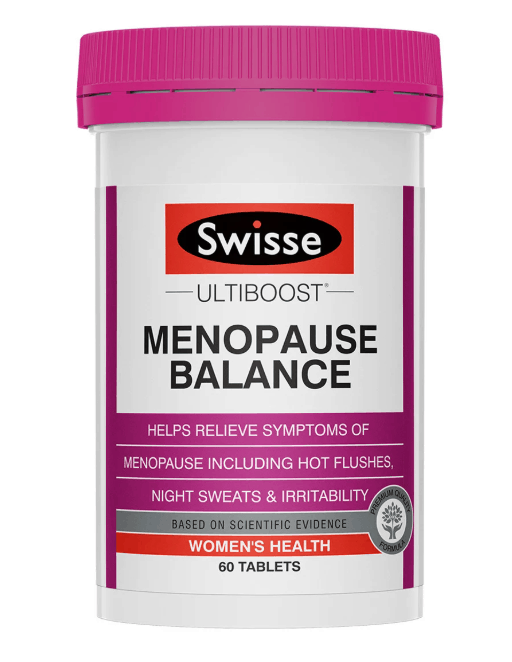 Swisse soy isoflavone tablets