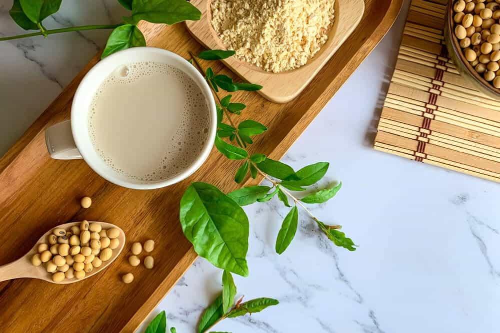 benefits of soy isoflavones