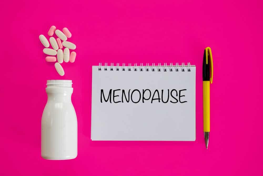 raw materials for menopausal women's health
